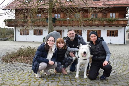 Ein langes und glückliches Hundeleben